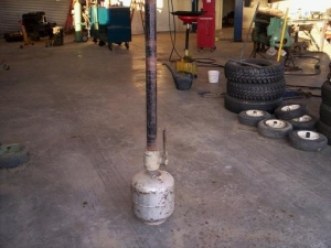 Tire Bead Seater