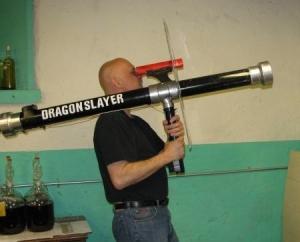 Homemade Model Rocket Bazooka Homemadetools Net