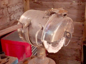 Stainless Steel Pot Forge
