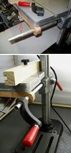 Drill Press Table Handle Extension