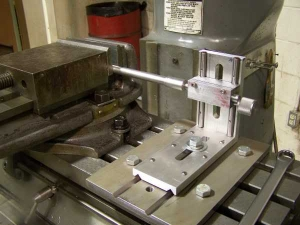 Mill Table Tailstock