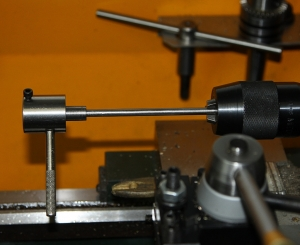 Die Holder for Threading on a Lathe