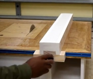 Homemade Table Saw Fence Homemadetools Net