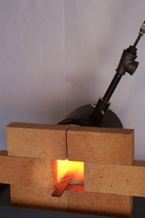 Atmospheric Gas Forge