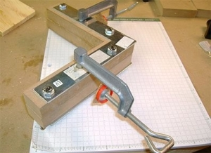 Box Joint Clamping Jig