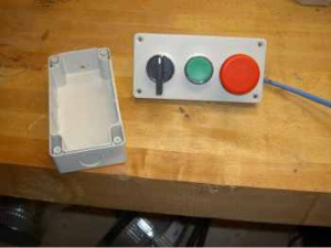 Remote Control for a DVR Lathe