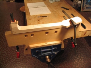 Neck Carving Jig