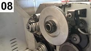 Lathe Speed Reducer