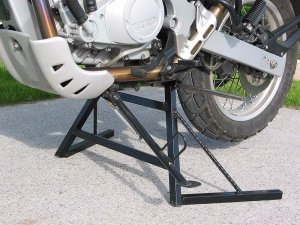 Adventure Motorcycle Center Stand