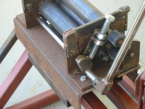 Homemade Slip Roller Homemadetools Net