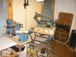 Board-Mount System for Woodworking Tools