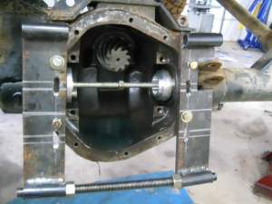 Axle Case Spreader and Seal Press