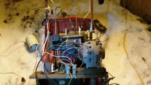 Snowblower Generator