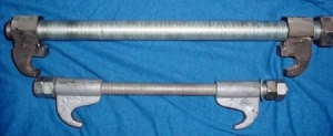 Hook-Type Spring Compressor