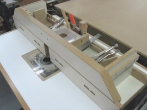 Homemade router table fence homemadetools router table fence keyboard keysfo Gallery