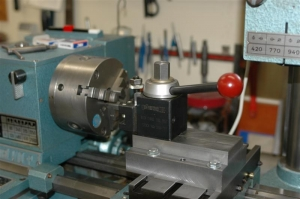Lathe Base Block