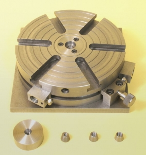 Direct Turning Rotary Table