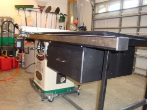 Table Saw Drawer