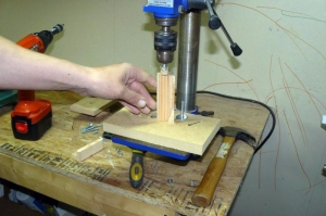 Pen Assembly Jig