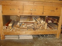 Surplus Wood Storage