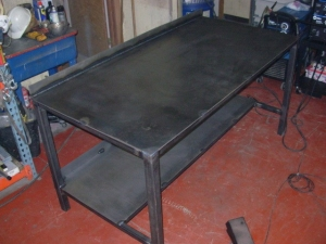 Welding Table