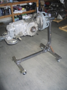 Flat Six Engine Stand