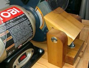 Homemade Grinder Tool Rest Homemadetools Net