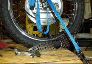 Homemade Wheel Chock - HomemadeTools.net