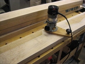 Router Flush Trim Jig