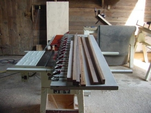 Clamping Table