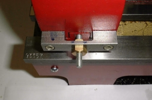 Tailstock Adjuster