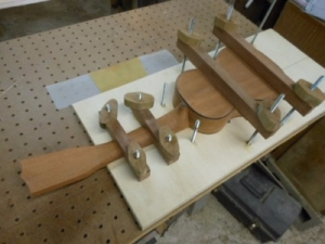 Neck Fitting Jig