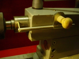 Tailstock Depth Indicator