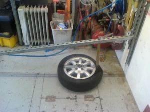 Tire Bead Splitter