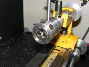 Tailstock Die and Holder