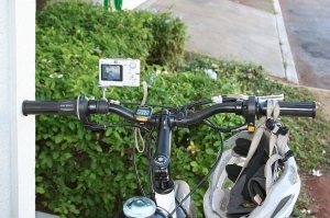 Bicycle Handlebar Camera Mount