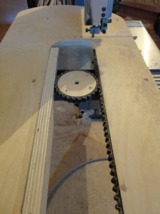 Spiral Cutting Jig