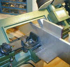 Bandsaw Table Extension
