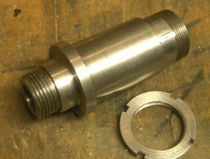 Dividing Head Spindle Replacement