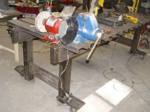 Homemade Channel Top Fabrication Table Homemadetools Net