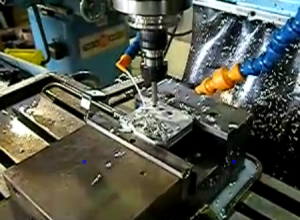 CNC Tapping Head Adaptation