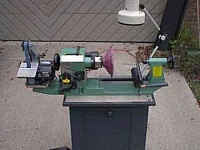 Leady Lathe Stand