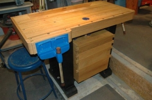 Workbench Chest of Drawers