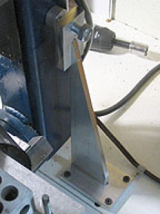 Taig Mill Tramming Braces