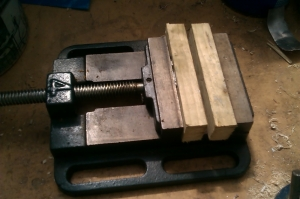 Vise Soft Jaws