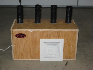 Homemade Boot Dryer - HomemadeTools.net