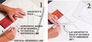 Photo Dimensioning Method