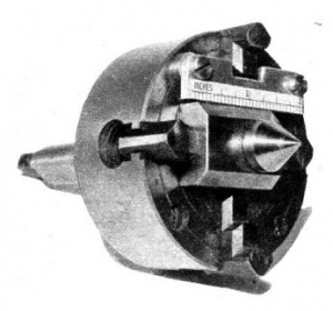 Offset Taper Turning Fixture