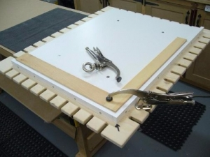 Clamp and Assembly Worktable