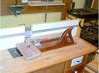 Router Table Sleds